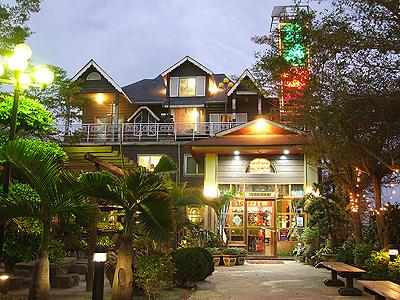 彰化親子旅遊‧溪洲木屋咖啡